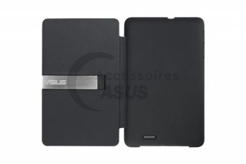 Turn Case noir  Memo Pad