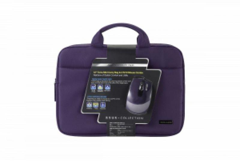 Terra mini pack violet (housse et souris) 12