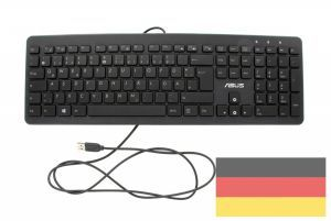 Clavier filaire pour All-in-one Allemand