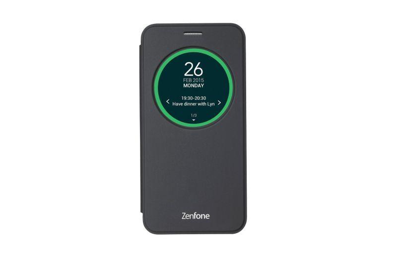 ZenFone 2 Laser View Flip Cover Noir ZE551KL