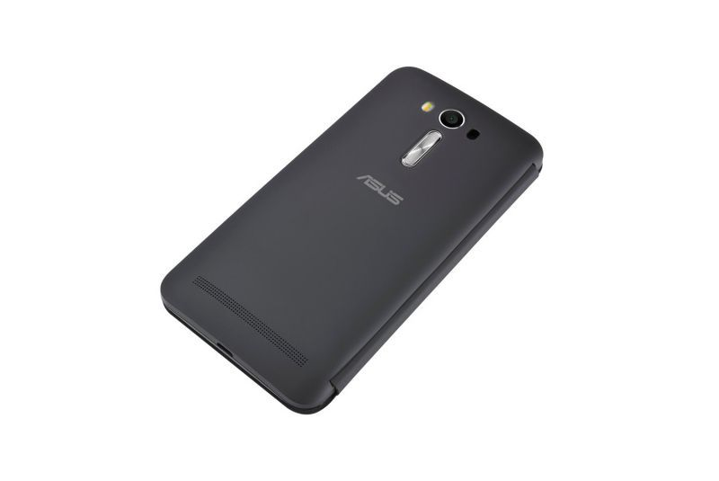 ZenFone 2 Laser View flip cover noir