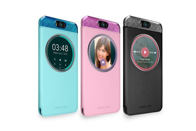 ZenFone Selfie Coque rose MyView