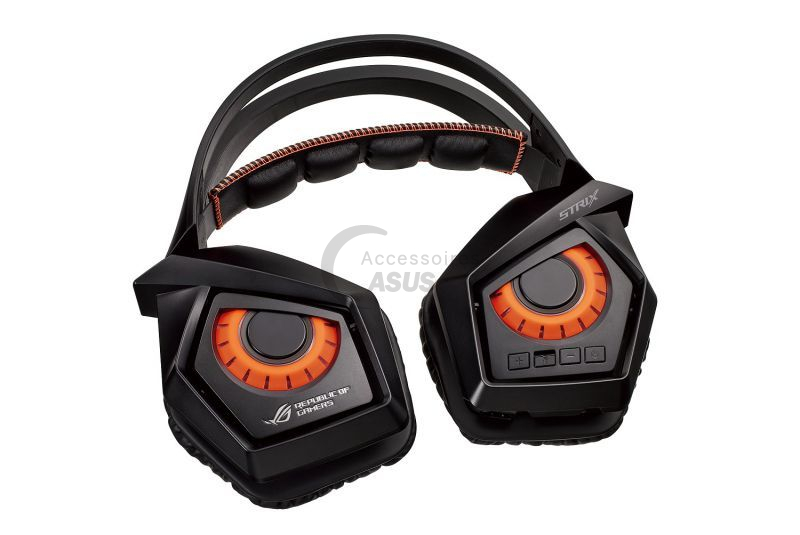 Casque Strix ROG Wireless