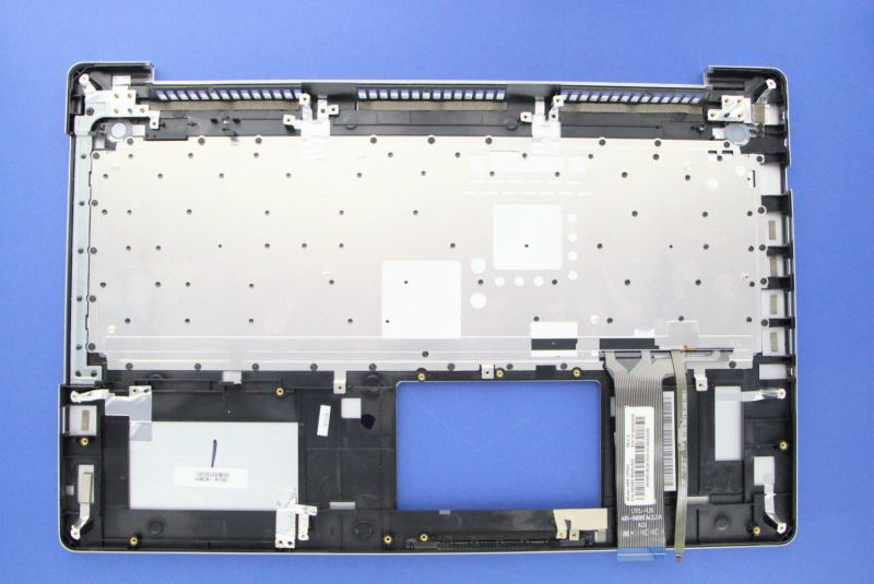 Clavier gris Asus ROG rétroéclairé QWERTY Américain N550JV
