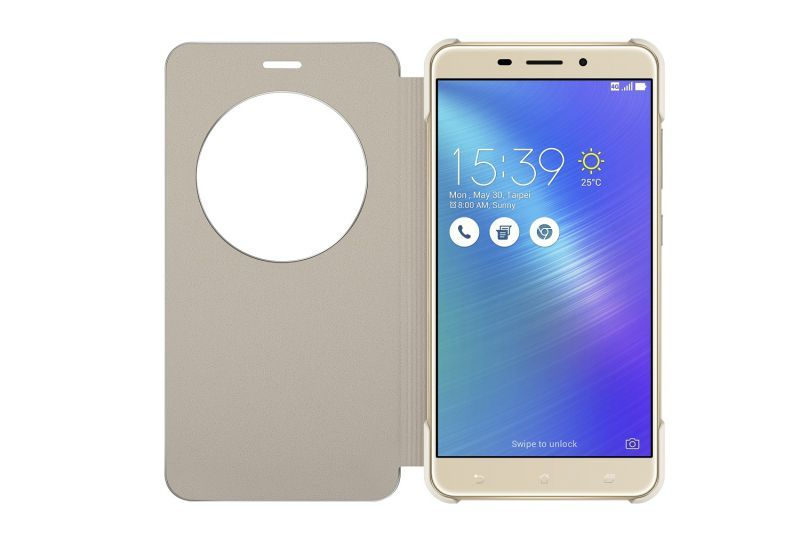 ZenFone 3 Laser View flip cover Or