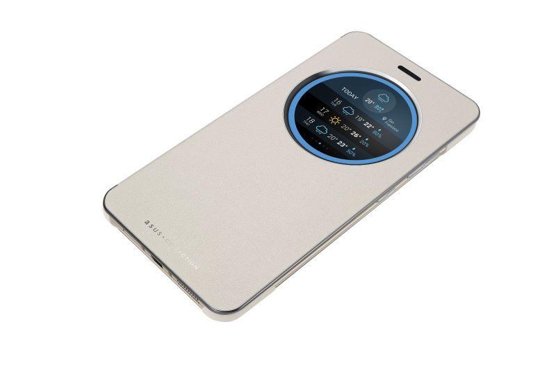 ZenFone 3 Laser View flip cover Or