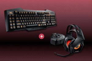 Pack Strix (Clavier - Casque)