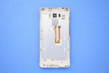 ZenFone 3 Laser Coque arrière argent glacier