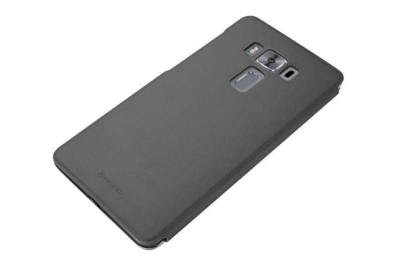 ZenFone 3 Deluxe View flip cover noir