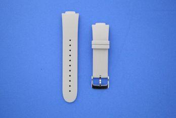 Bracelet beige en silicone pour montre ZenWatch 3
