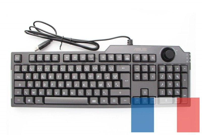clavier ordinateur azerty branchementsurtour