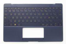 Clavier bleu royal pour portable ZenBook 3
