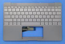 Clavier gris quartz pour portable ZenBook 3