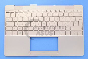 Clavier or rose pour ZenBook