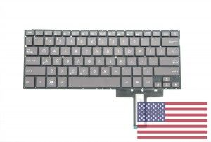 Clavier marron  QWERTY US