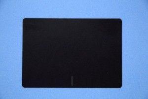 Plaque du touchpad noire pour portable