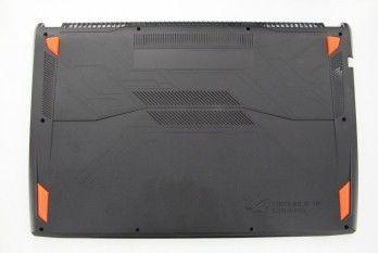 Bottom case noir pour portable STRIX ROG