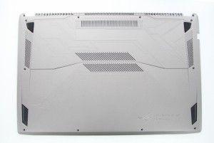 Bottom case gris pour portable STRIX ROG