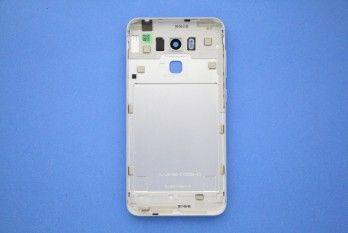 ZenFone 3 Max Coque arrière argent