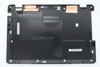Bottom case noir pour portable