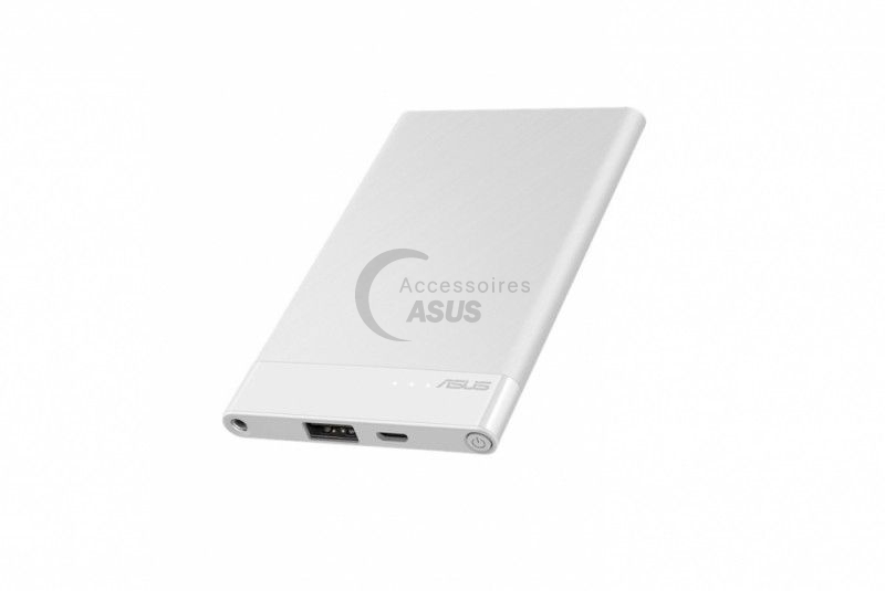 ZenPower Slim Blanc