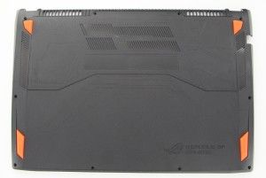 "Bottom case noir 15"" pour PC ROG Strix"