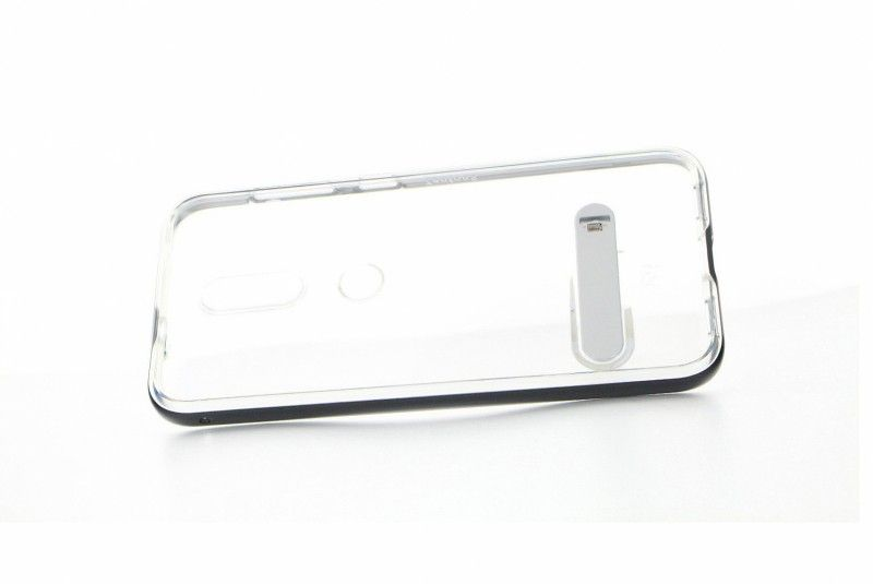 ZenFone 5 Lite Coque transparente TV Stand Crutch