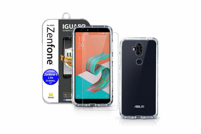 ZenFone 5 Lite Clear Case  écran de protection