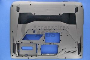 "Bottom case gris 17"" pour PC ROG"