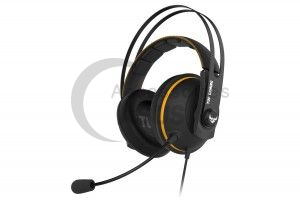 Casque TUF H7 Core jaune