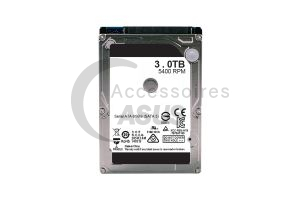 "Disque dur 2.5"" 3To SATA 6Gb/s"