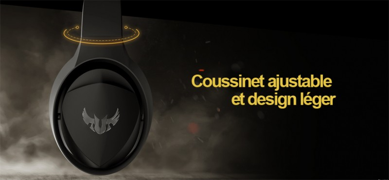 Casque Asus TUF Gaming H5