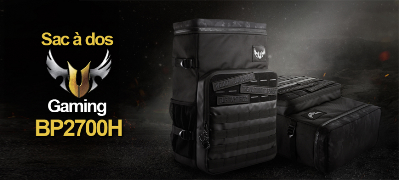 Sac à dos TUF Gaming BP1700