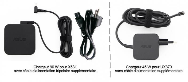 Chargeur d'origine EU ASUS Zenfone 2 5.2 v1.35A MICRO USB