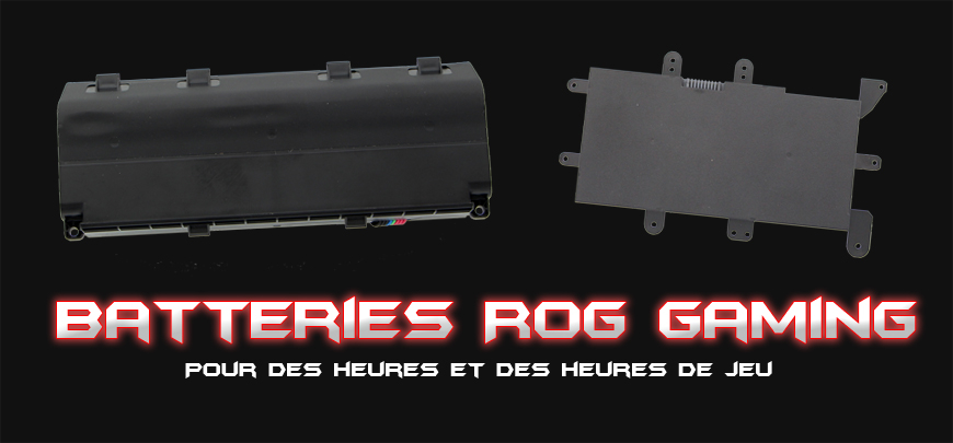 Batteries Asus ROG Gaming
