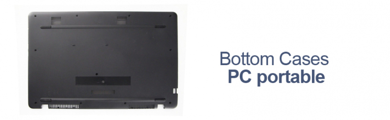 Bottom cases pc portable Asus