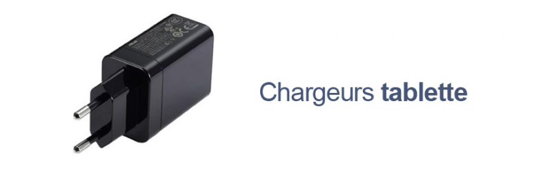 Chargeurs tablette Asus