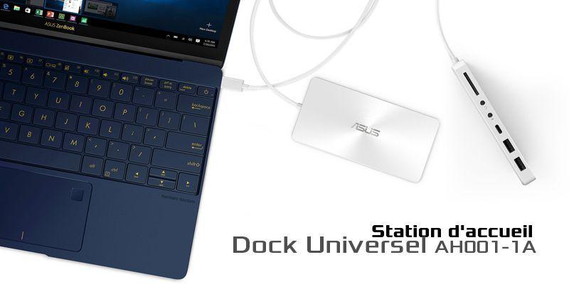 Asus ZenBook 3 Universal Dock