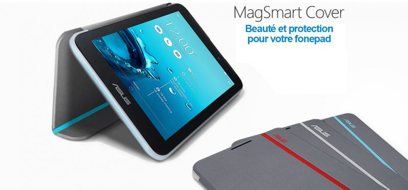Housse Asus Magsmart
