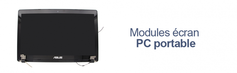 modules écran PC portable Asus