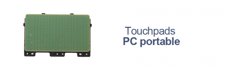 Touchpads PC portable Asus