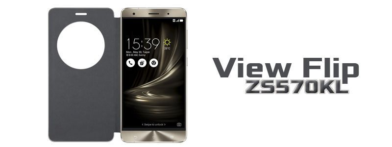 View Flip Cover ZS570KL