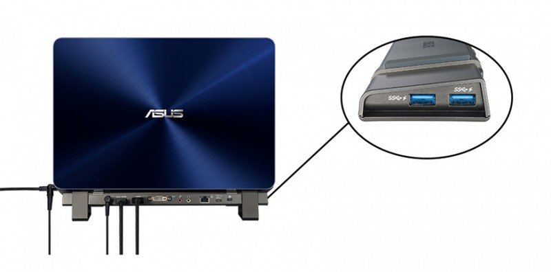 ASUS USB3.0 HZ-3B Docking Station